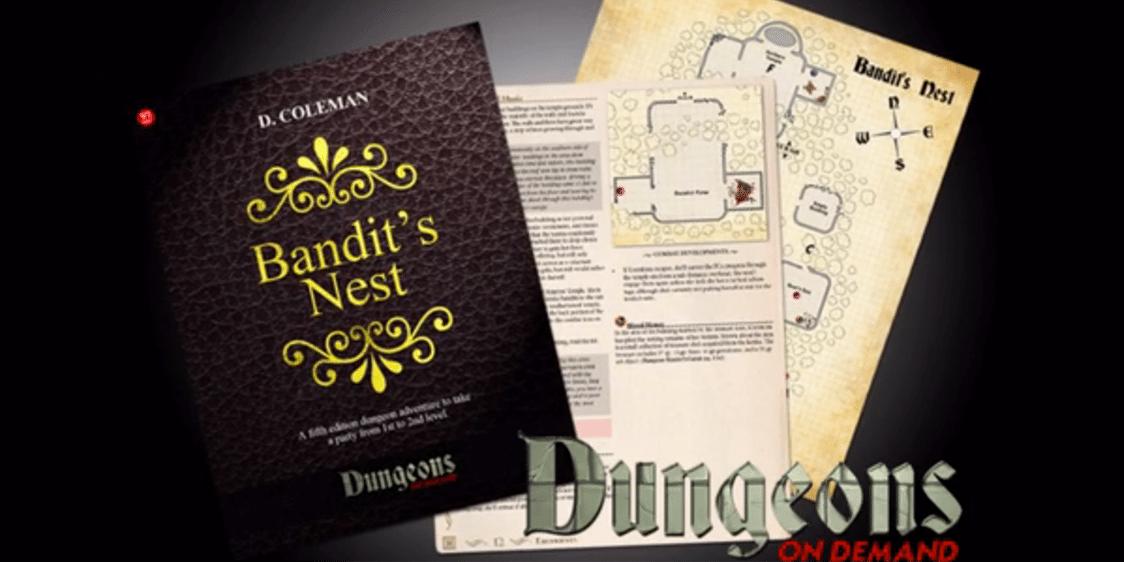 Dungeons on Demand