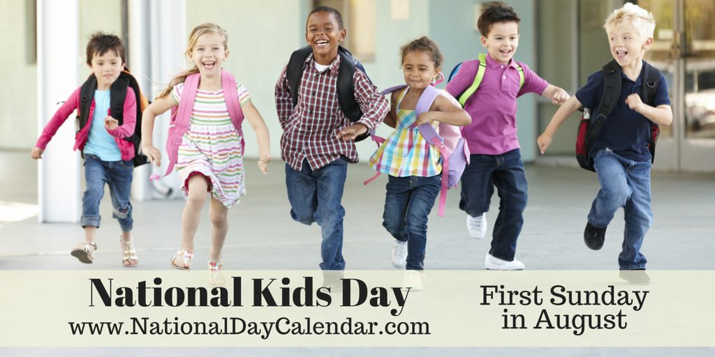 national kids day