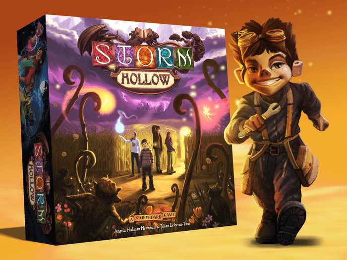 Storm Hollow box
