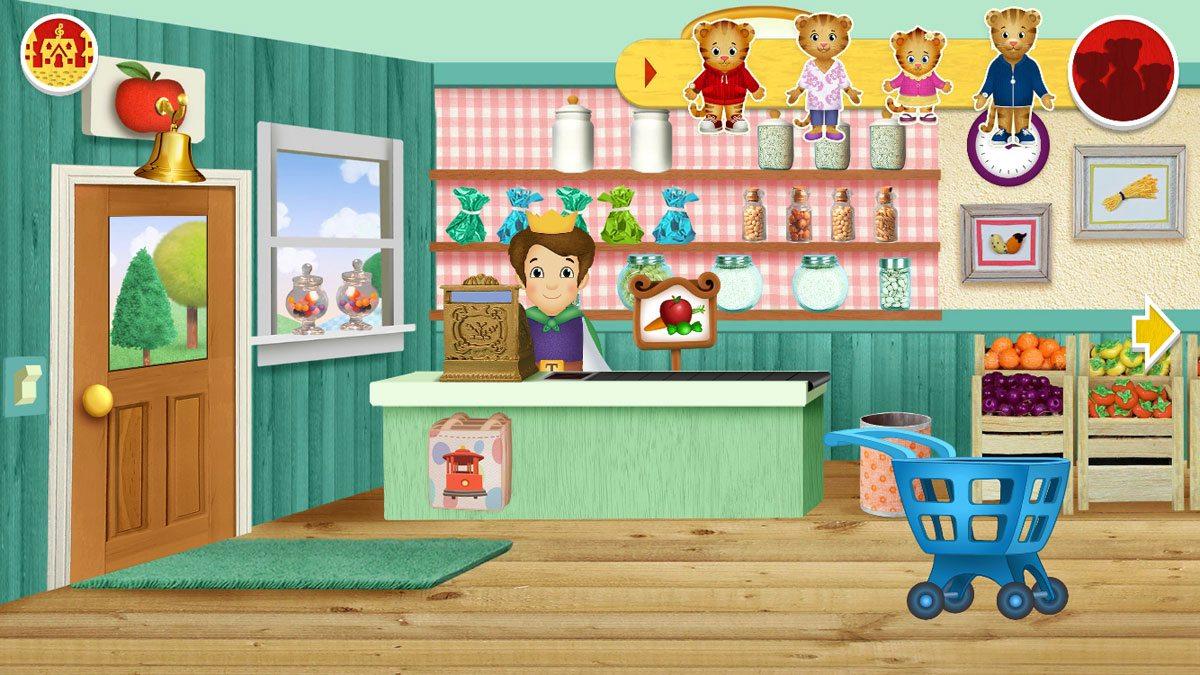 DanielTiger-Store