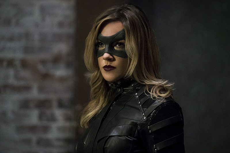 "Arrow -- ""The Candidate"" -- Image AR402A_0406b -- Pictured: Katie Cassidy as Black Canary -- Photo: Katie Yu /The CW -- �© 2015 The CW Network, LLC. All Rights Reserved."