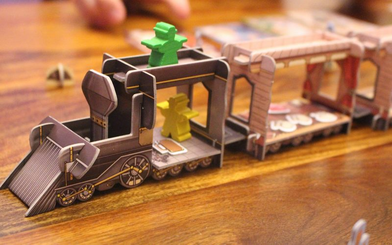 Colt Express Header © Sophie Brown