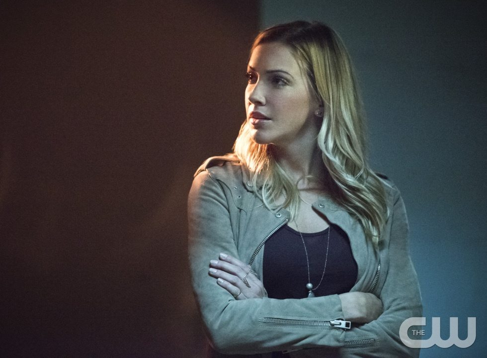 """Arrow -- """"Beyond Redemption"""" -- Image AR405B_0058b.jpg -- Pictured: Katie Cassidy as Laurel Lance -- Photo: Dean Buscher/ The CW -- �© 2015 The CW Network, LLC. All Rights Reserved."""