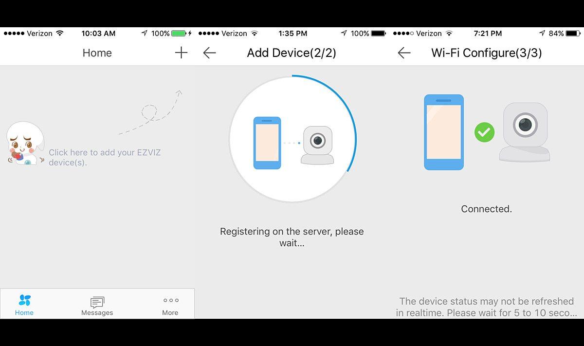 EZVIZ-Connect