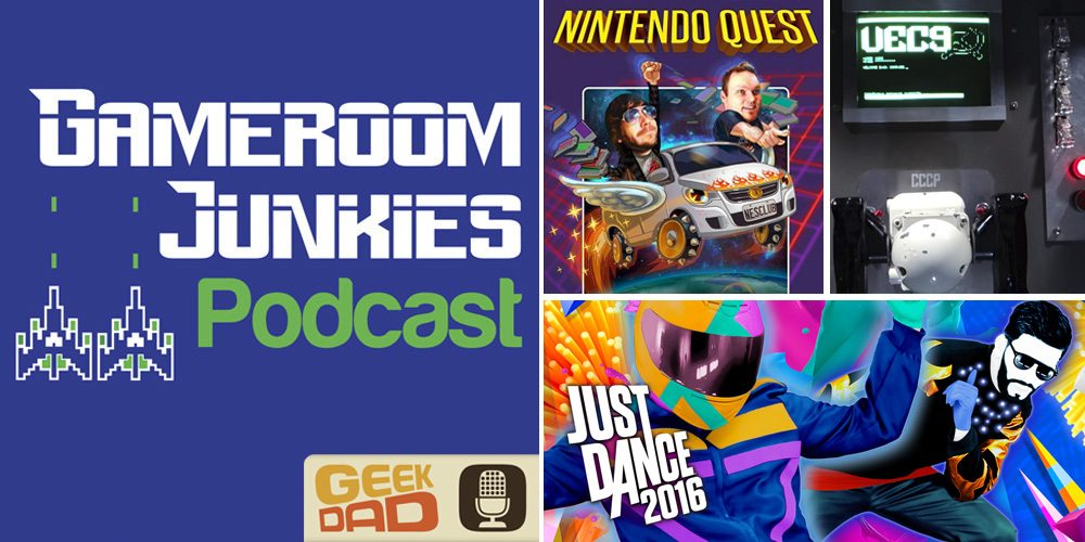 Gameroom Junkies Podcast Episode 56