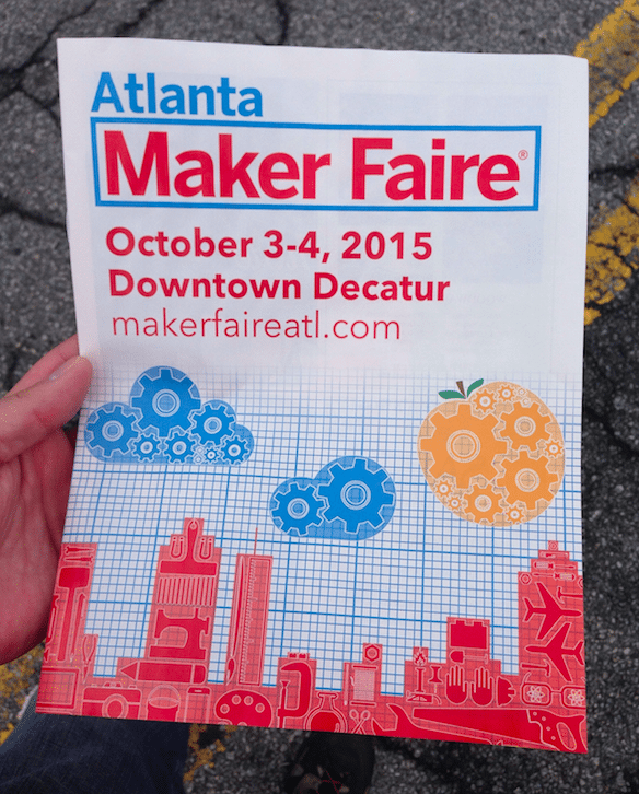 Maker Faire Program