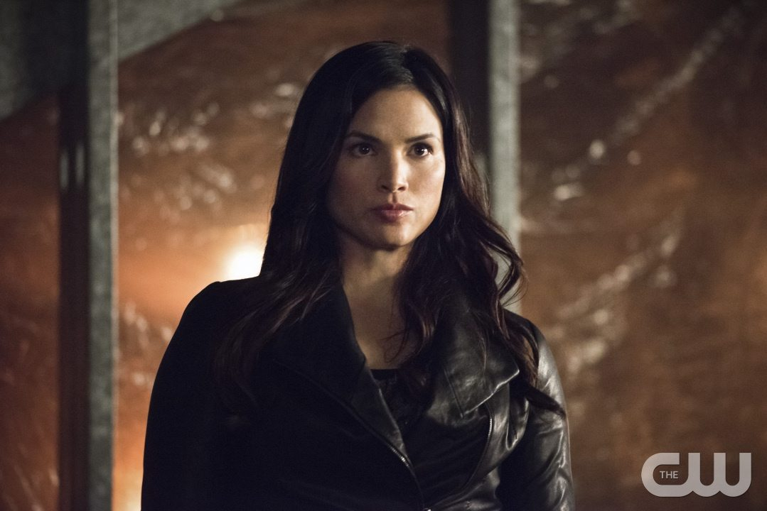 "Arrow -- ""Al Sah-Him"" -- Image AR321A_0049b -- Pictured: Katrina Law as Nyssa Al Ghul -- Photo: Dean Buscher/The CW -- �© 2015 The CW Network, LLC. All Rights Reserved."