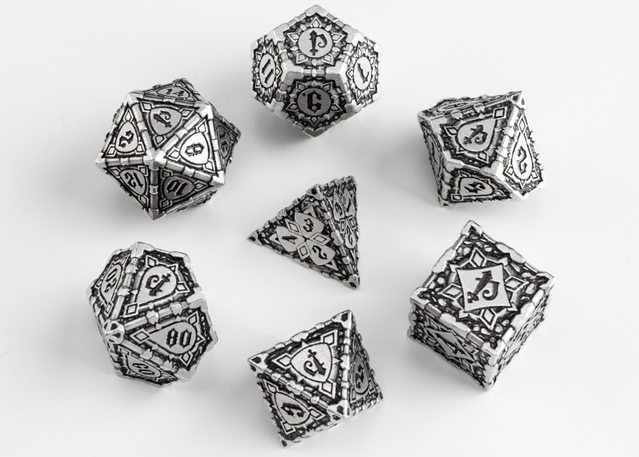 pathfinder RPG dice