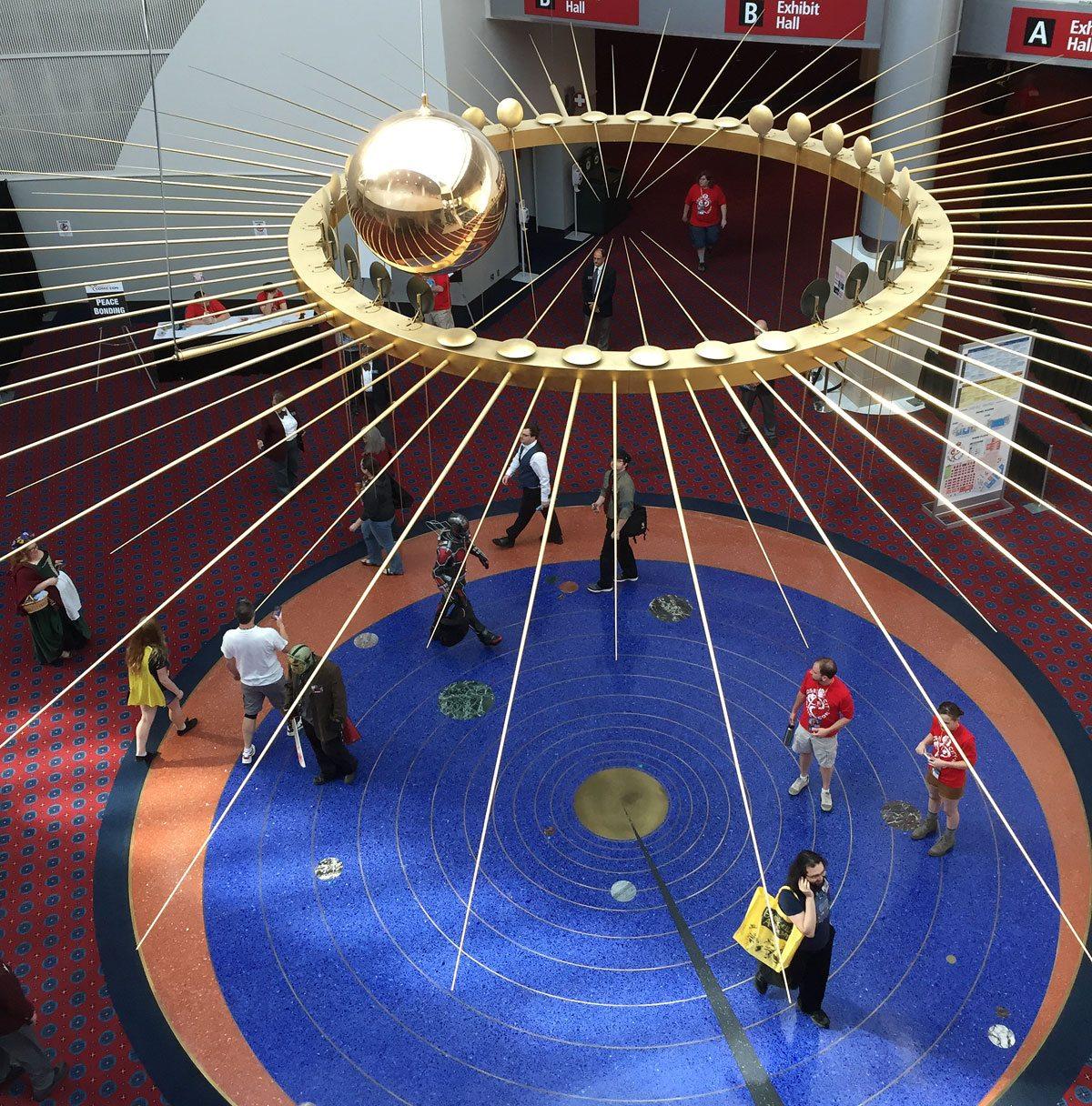 RCCC-pendulum