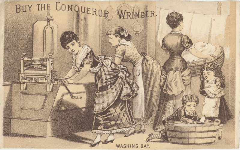 In this episode of The Secret Life of Machines we examine the evolution of the automatic washing machine. (From the digital collections of Miami University Oxford, Ohio, no known copyright restrictions).