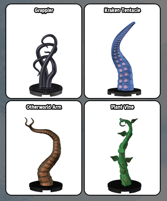 Dungeon Crawler Tentacles