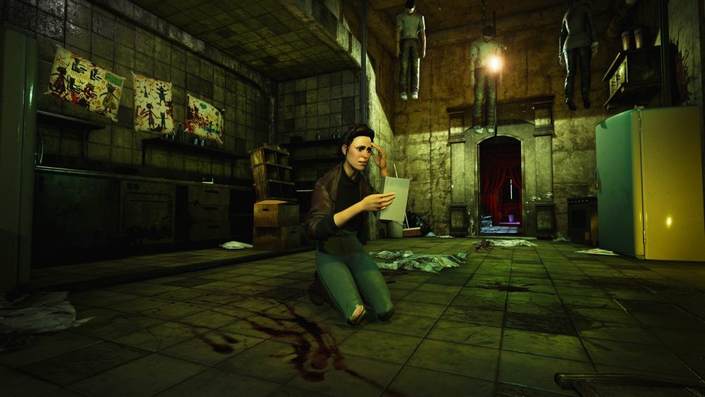 Play as Lorraine, a mother facing every parent's worst nightmare. Image provided by Funcom