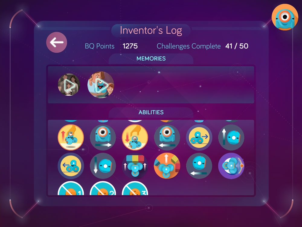 Wonder Inventor's Log