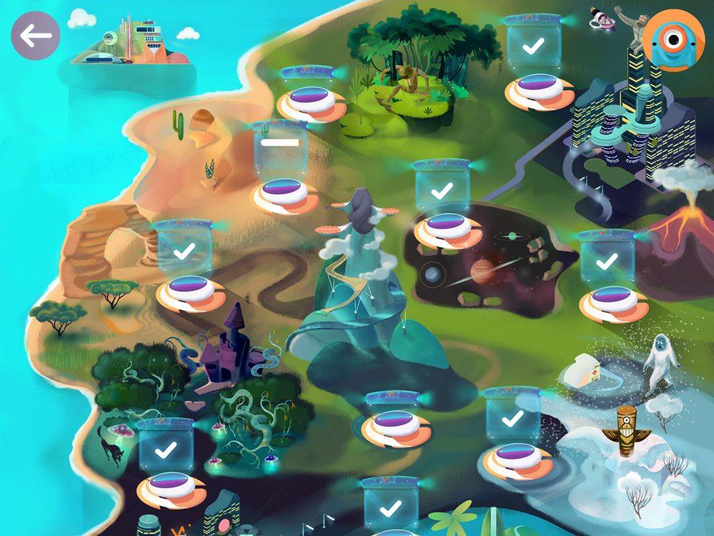 Wonder Scroll Quest