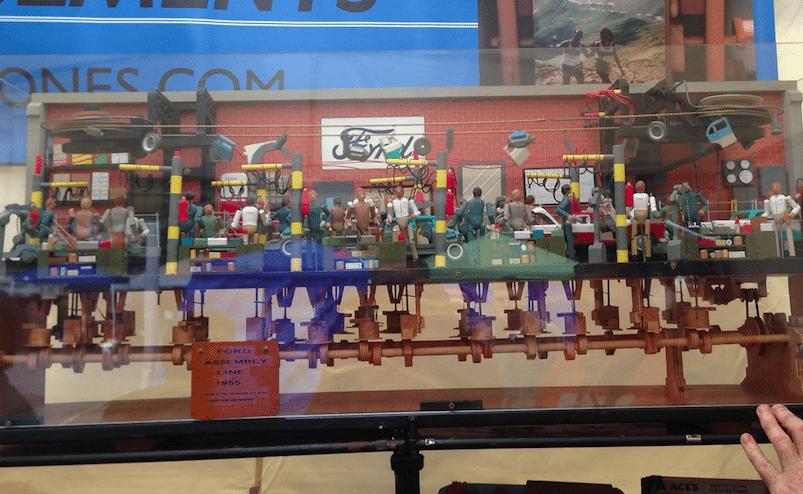 Woody Crank Toys