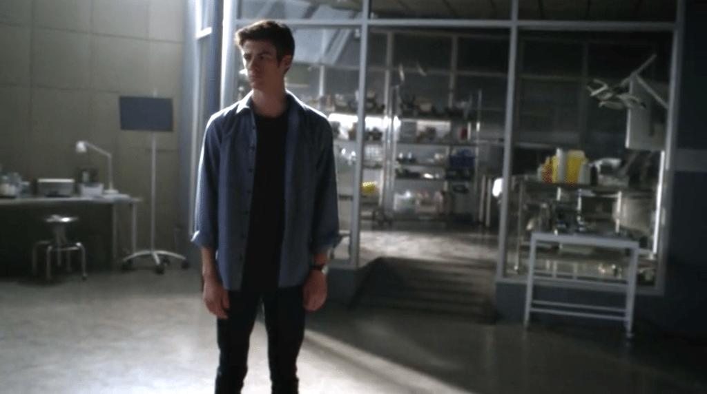 Sad Barry is sad. Source: CW.