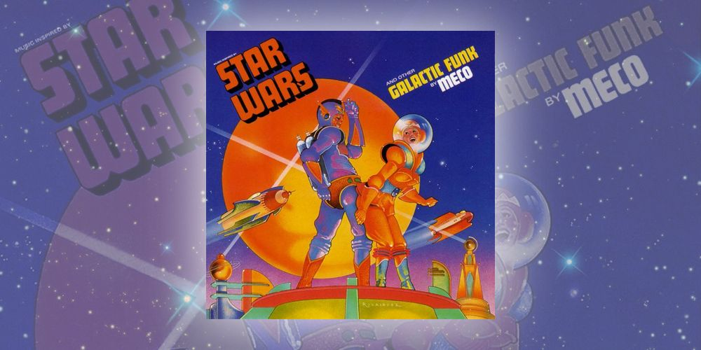 Star Wars and Other Galactic Funk from Meco