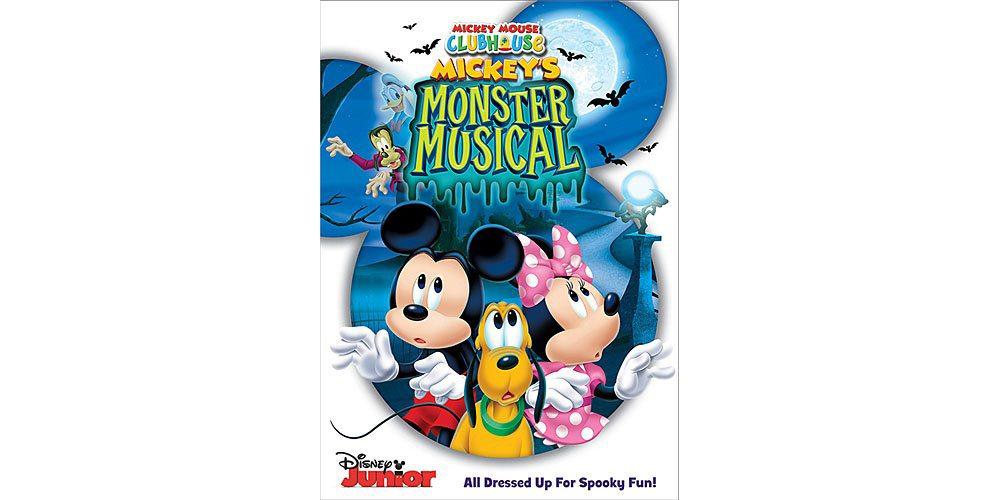 mickeys monster musical
