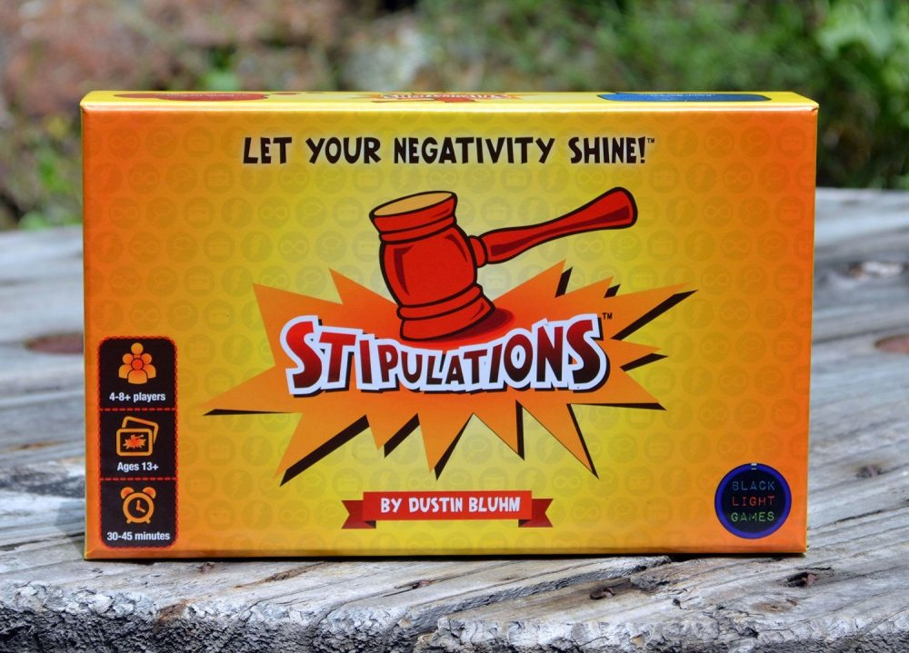 Stipulations Family Game
