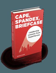 superheroes leadership book review