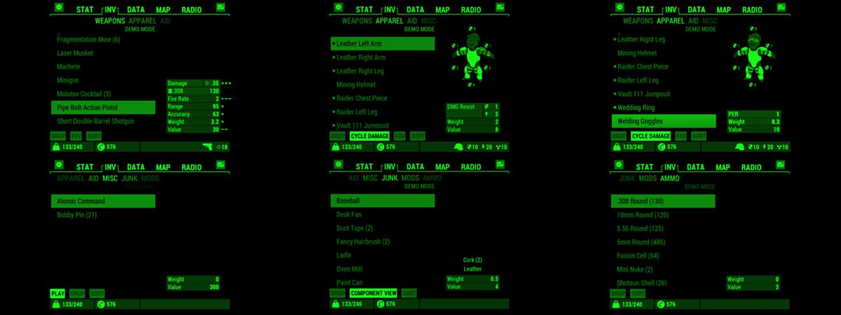 FalloutPB-Inventory