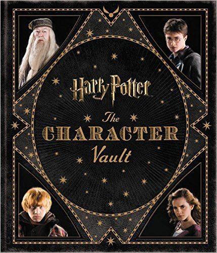 Harry Potter Character Vault