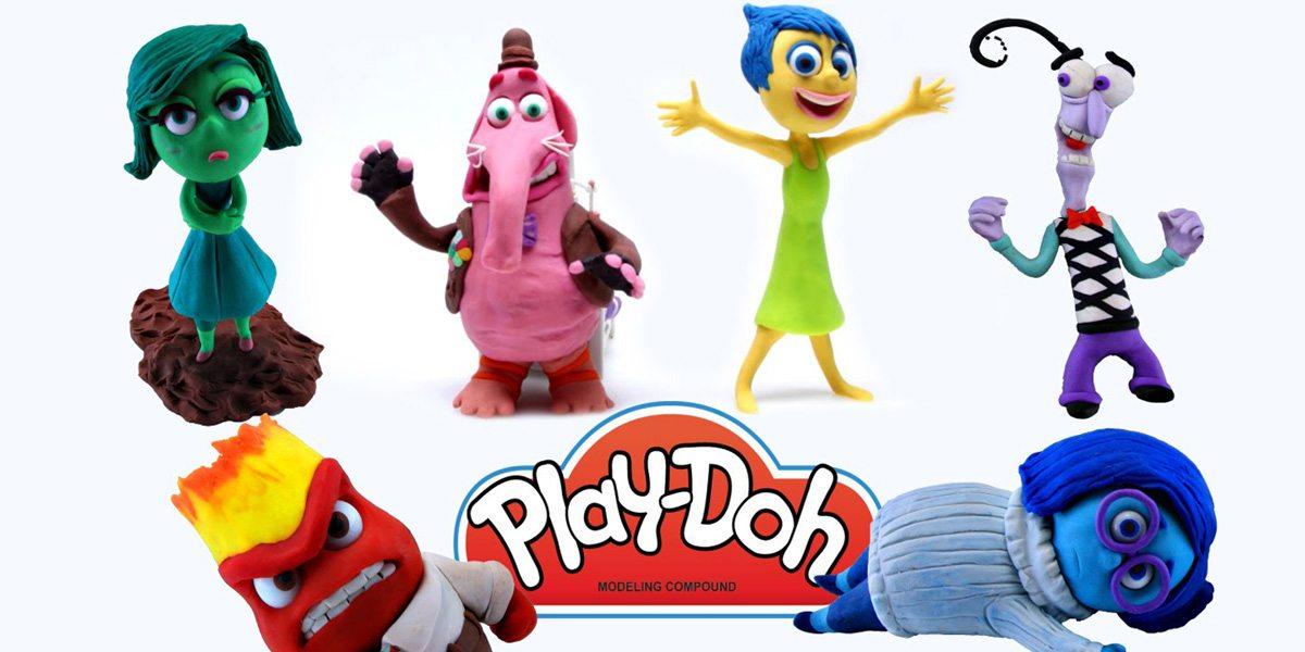 Pixar Play Doh