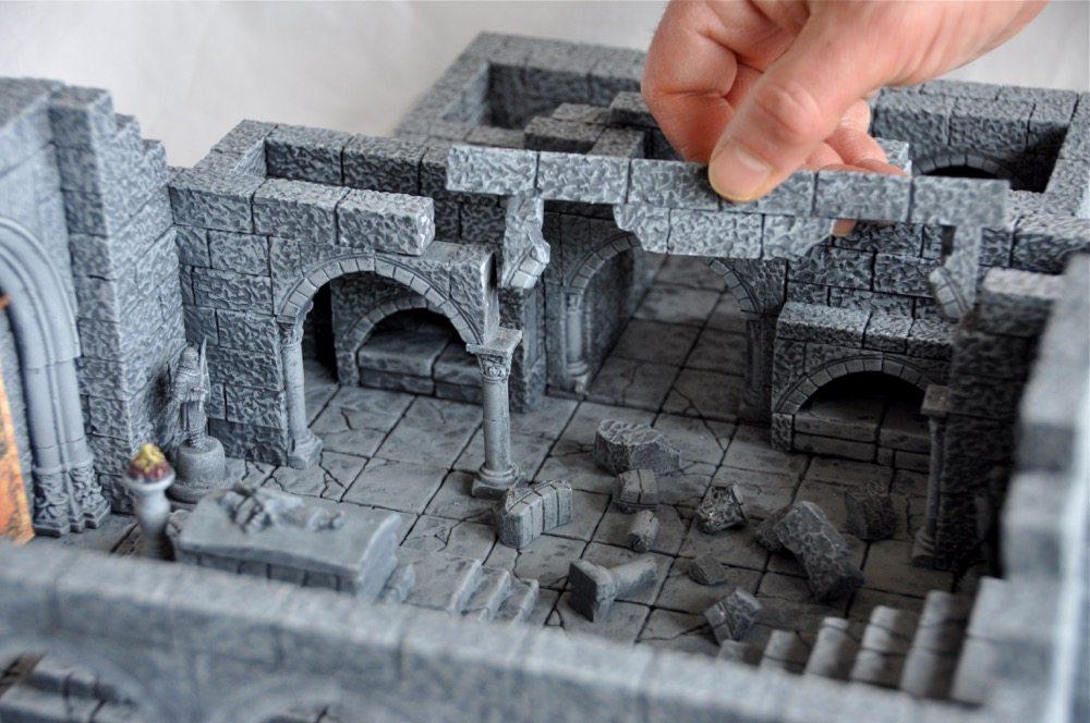 Removeable Terrain Piece
