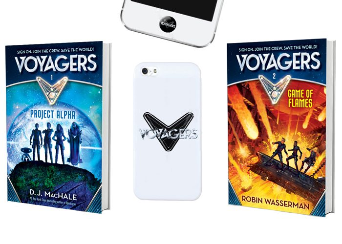 Voyagers Experience Prize Pack