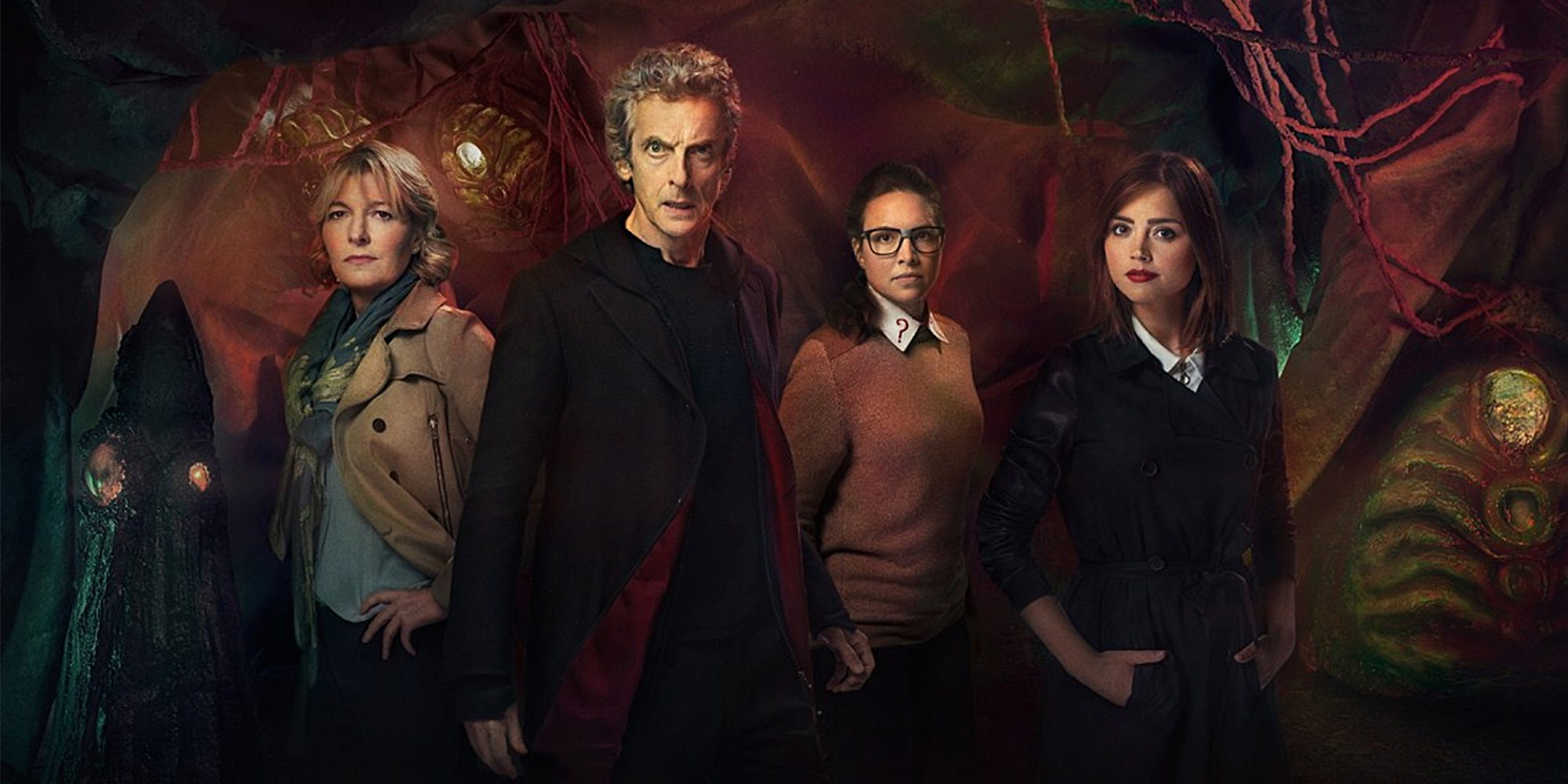 Zygons Cover