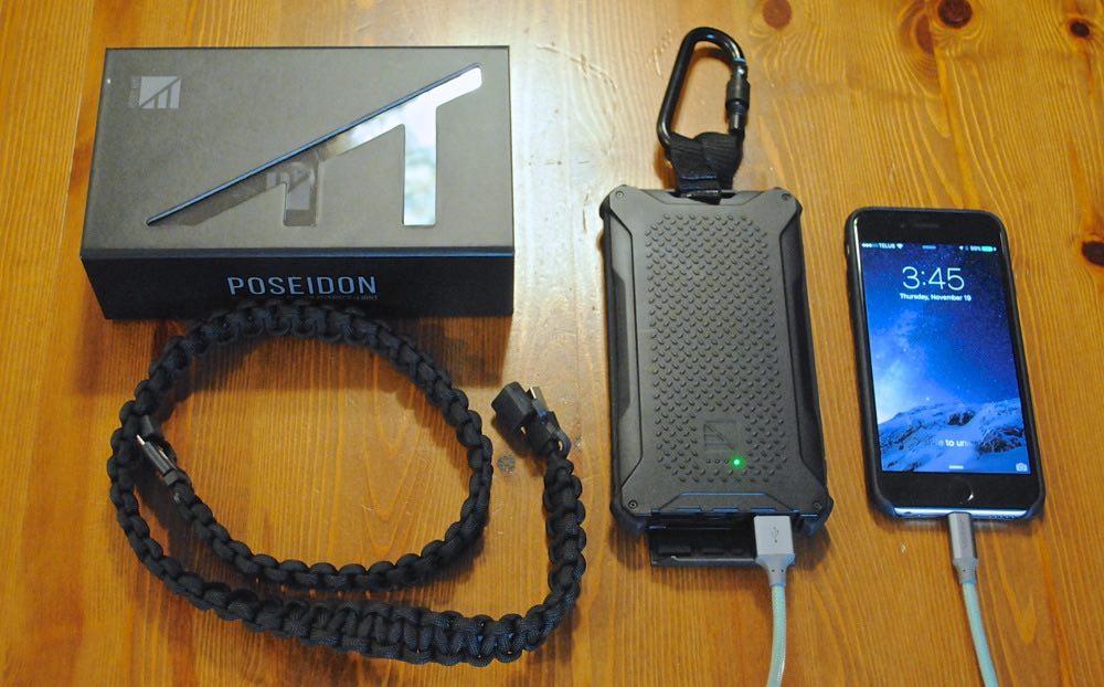 poseidon and accessories
