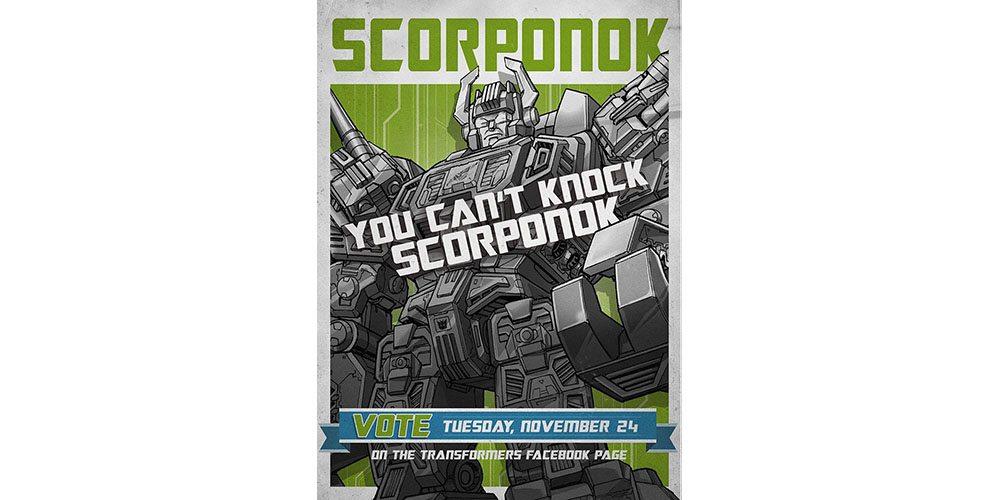 vote scorponok