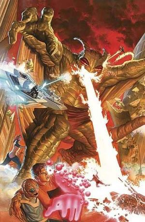 Astro City #30 cover, image via DC Comics