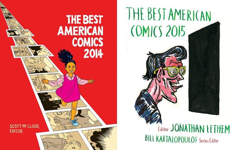 Best American Comics