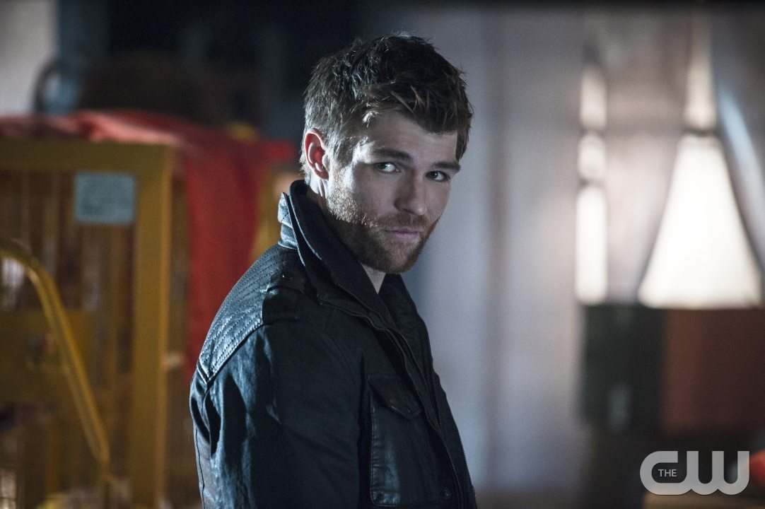 """The Flash -- """"Running to Stand Still"""" -- Image: FLA209A_0138b.jpg -- Pictured: Liam McIntyre as Mark Mardon -- Photo: Cate Cameron/The CW -- �© 2015 The CW Network, LLC. All rights reserved."""