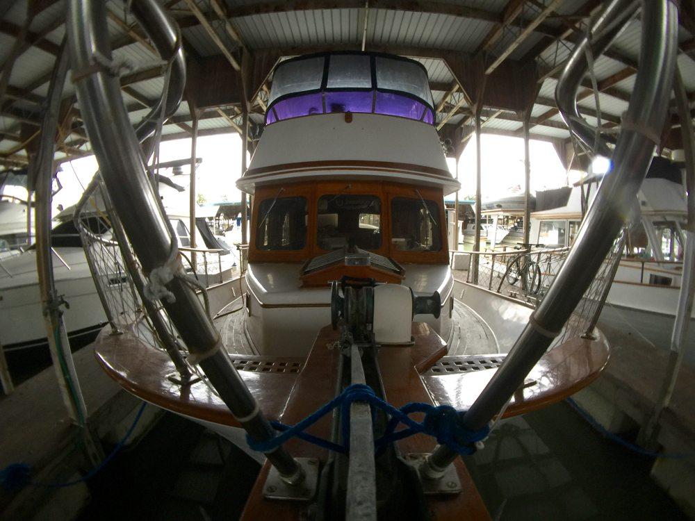Boat Fisheye