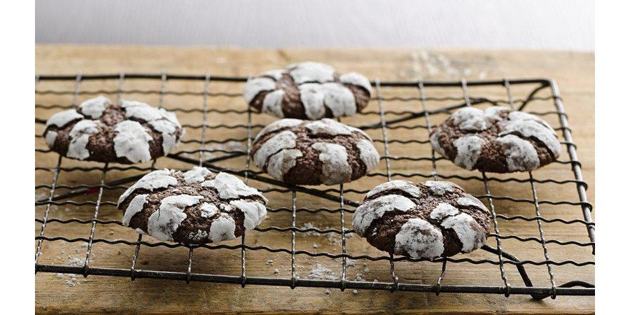 Chocolate Crinkles. Image: Betty Crocker