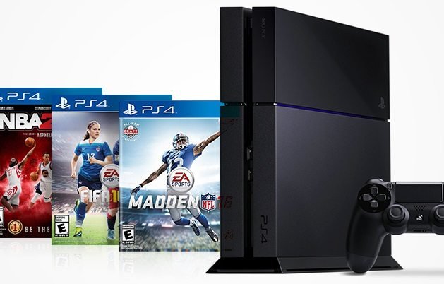 Epic PS4 Sports Bundle Giveaway2