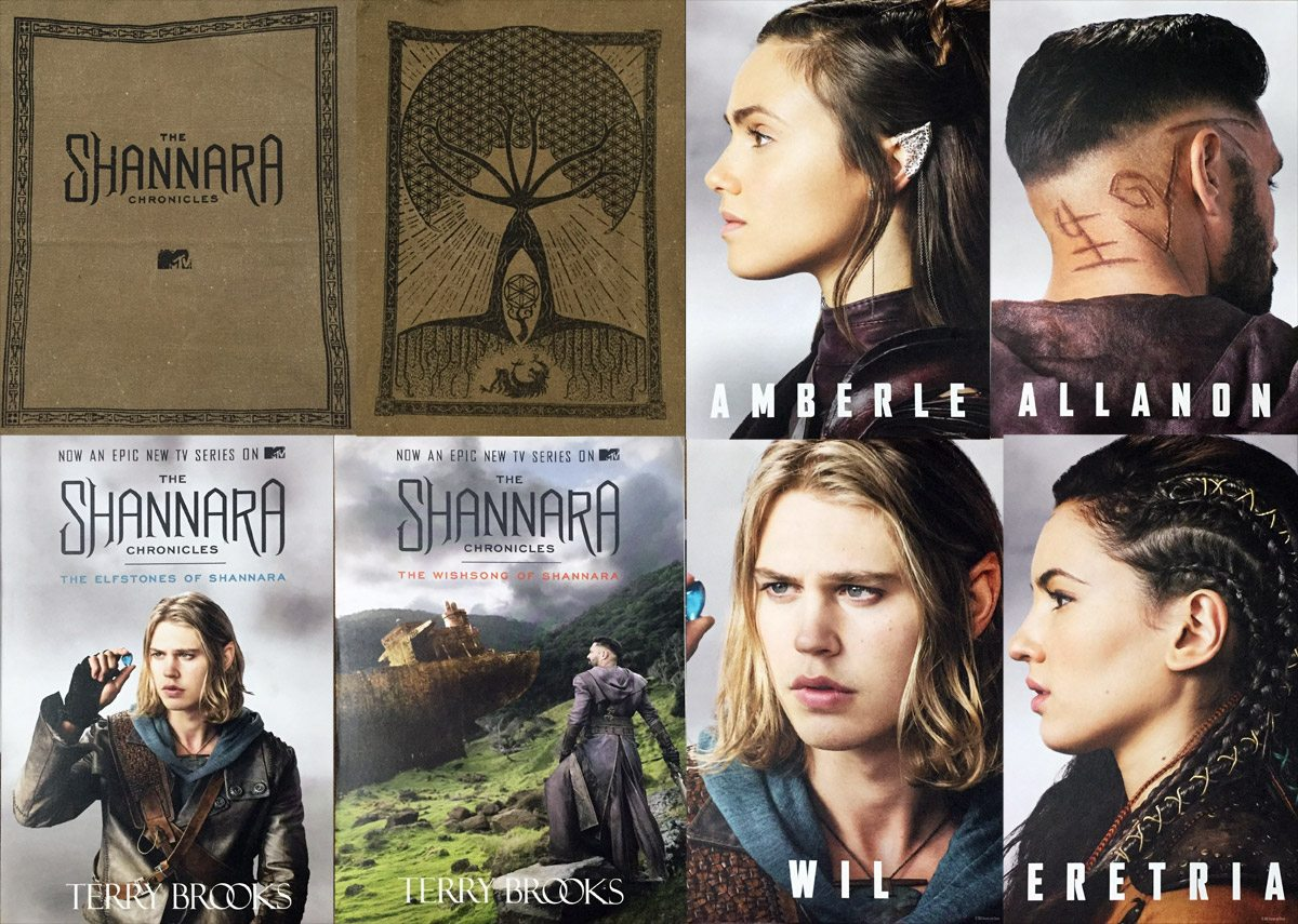Shannara-Goodies