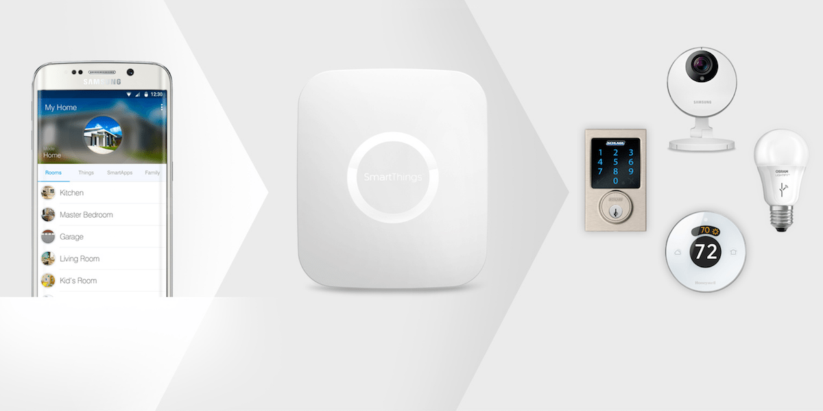 """SmartThings """"How It Works"""""""