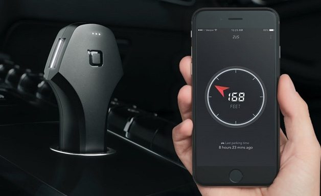 Zus Smart Car Charger and Locator2