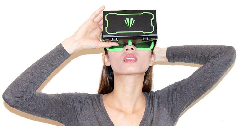 Teleport VR Headset