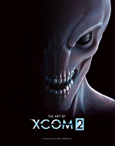 Art of XCOM2 Cover