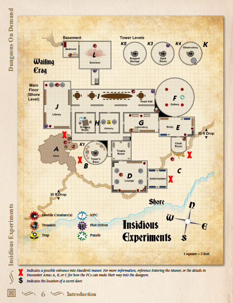 DoD Map Sample