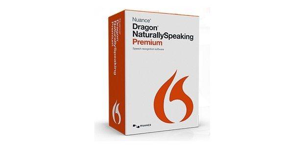Dragon NaturallySpeaking 13 PC Premium2