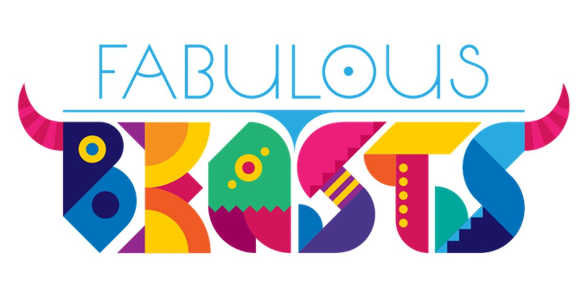 Fabulous Beasts logo
