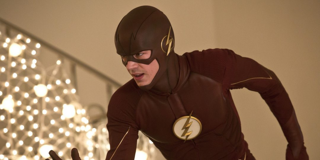 """The Flash -- """"Potential Energy"""" -- Image FLA210b_0251b -- Pictured: Grant Gustin as The Flash -- Photo: Katie Yu/The CW -- �© 2016 The CW Network, LLC. All rights reserved."""