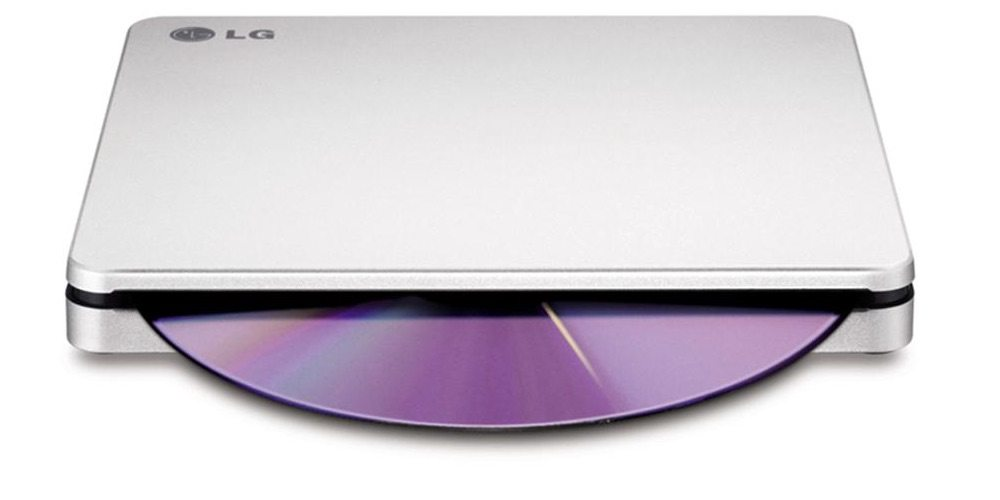 LG mac-compatibal external DVD burner