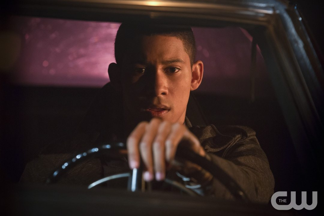 """The Flash -- """"Potential Energy"""" -- Image FLA210a_9625b -- Pictured: Keiynan Lonsdale as Wally West -- Photo: Jack Rowand/The CW -- �© 2016 The CW Network, LLC. All rights reserved."""