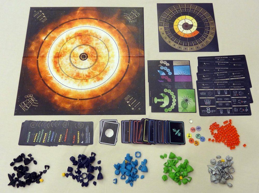 Sol components